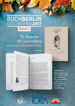 Buchmesse Berlin Anthologie