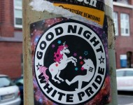 Good Night White Pride / M'Gladbach